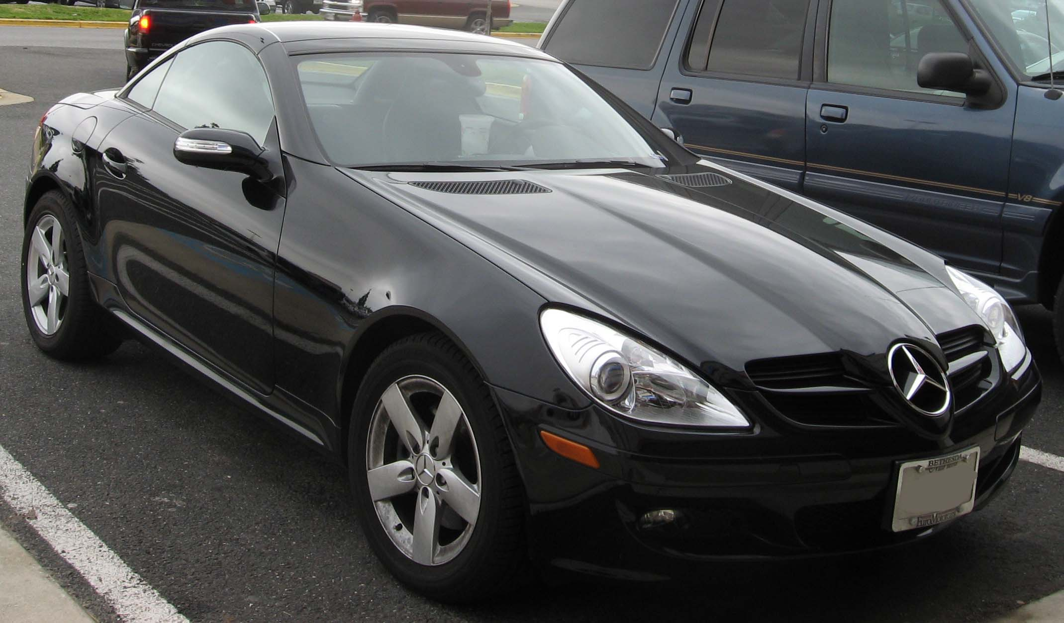 Mercedes-benz slk280 photo - 4