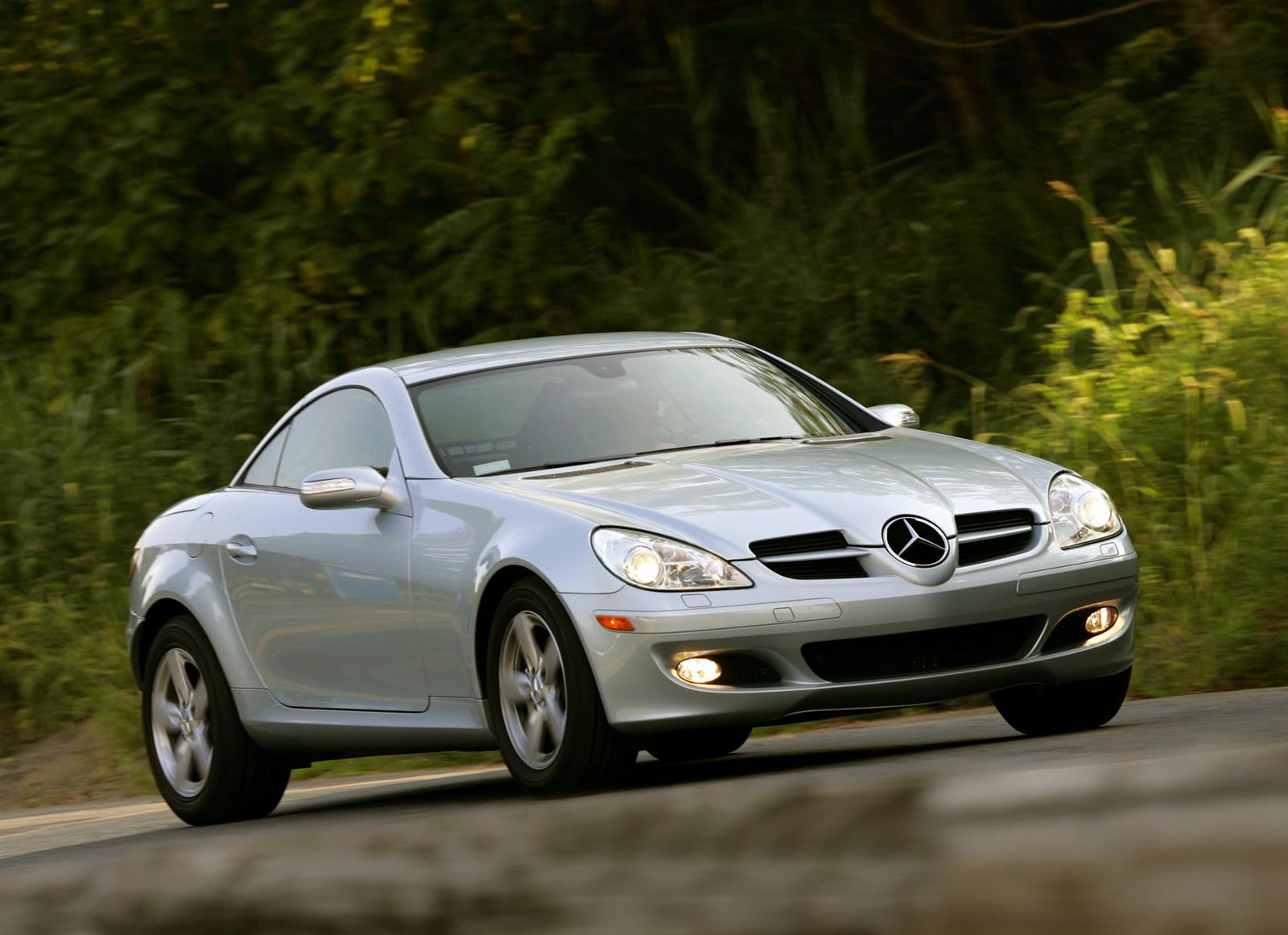 Mercedes-benz slk280 photo - 6