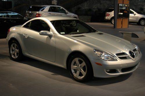 Mercedes-benz slk280 photo - 9
