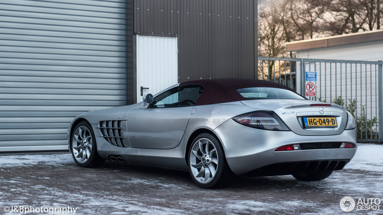 Mercedes-benz slr photo - 10