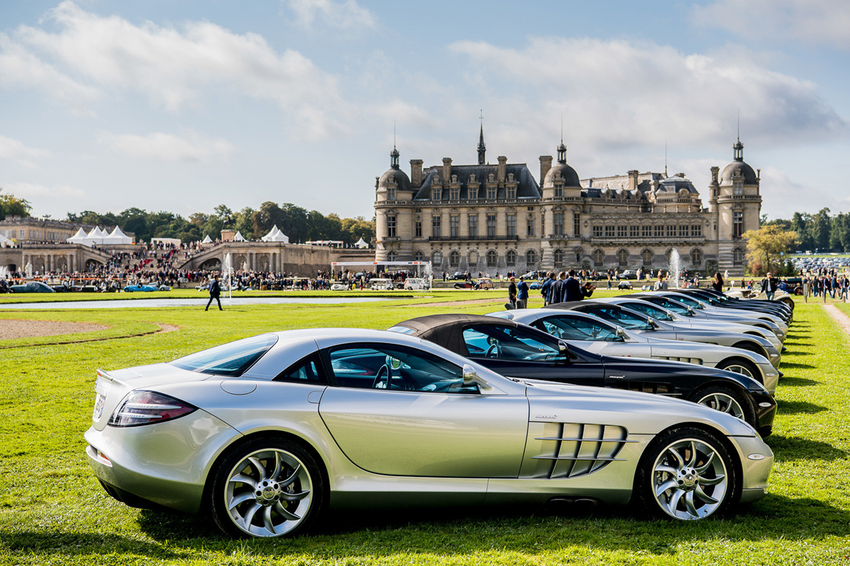 Mercedes-benz slr photo - 2