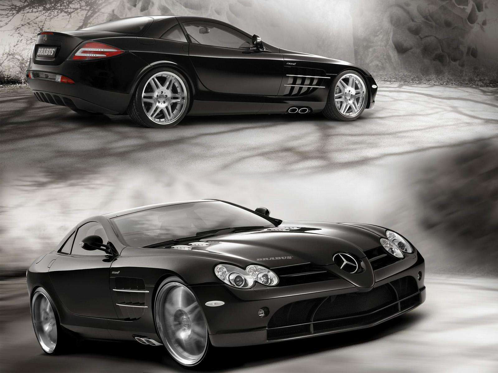 Mercedes-benz slr photo - 4