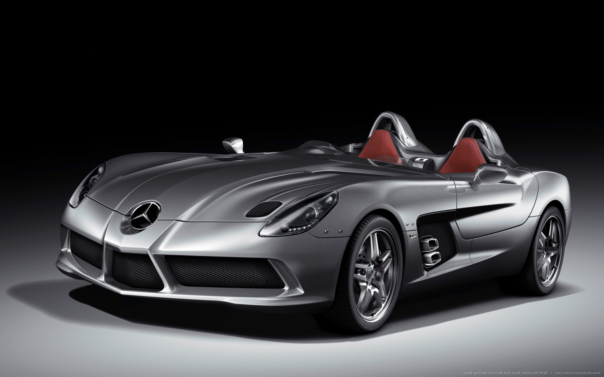 Mercedes-benz slr photo - 6