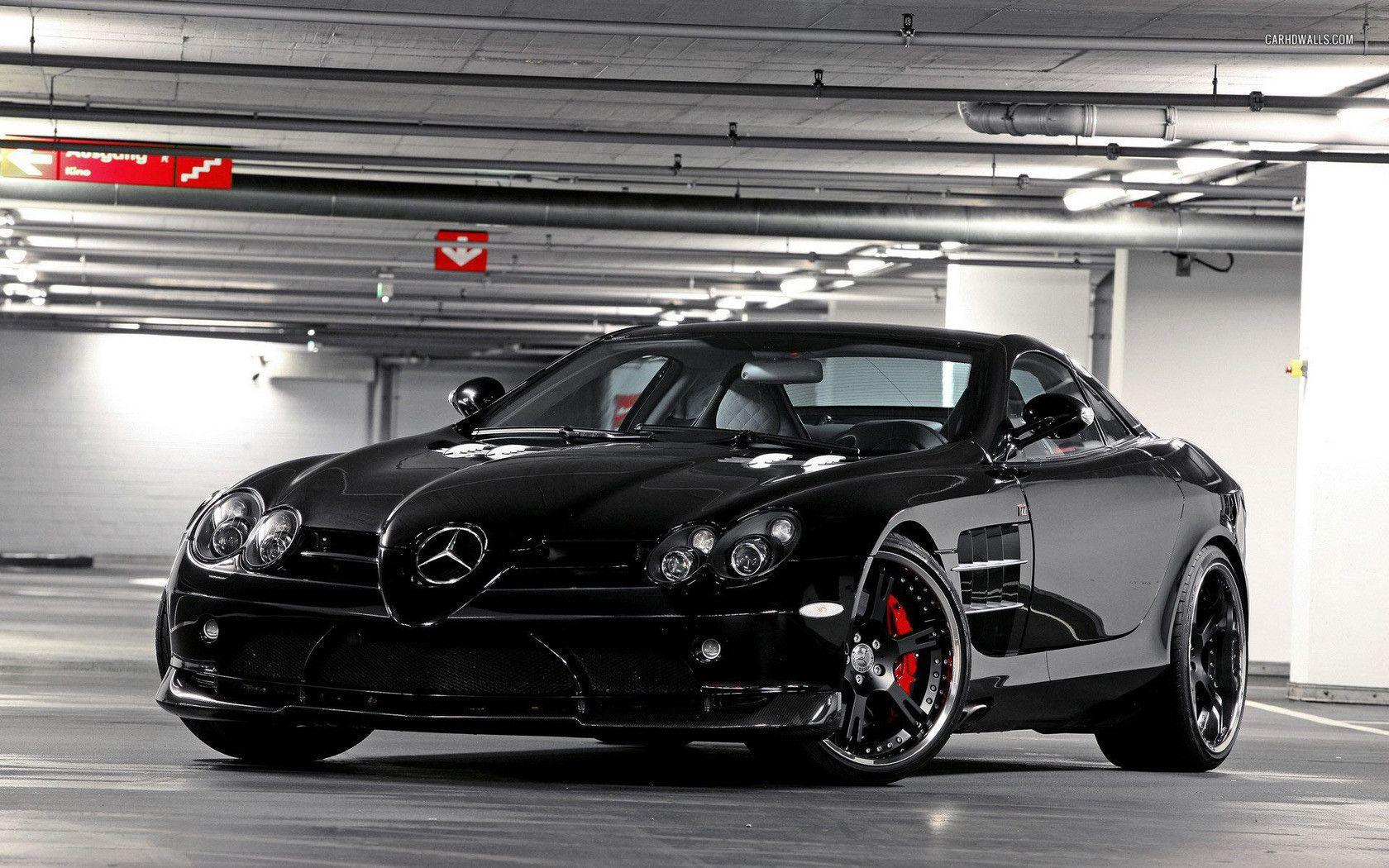 Mercedes-benz slr photo - 7