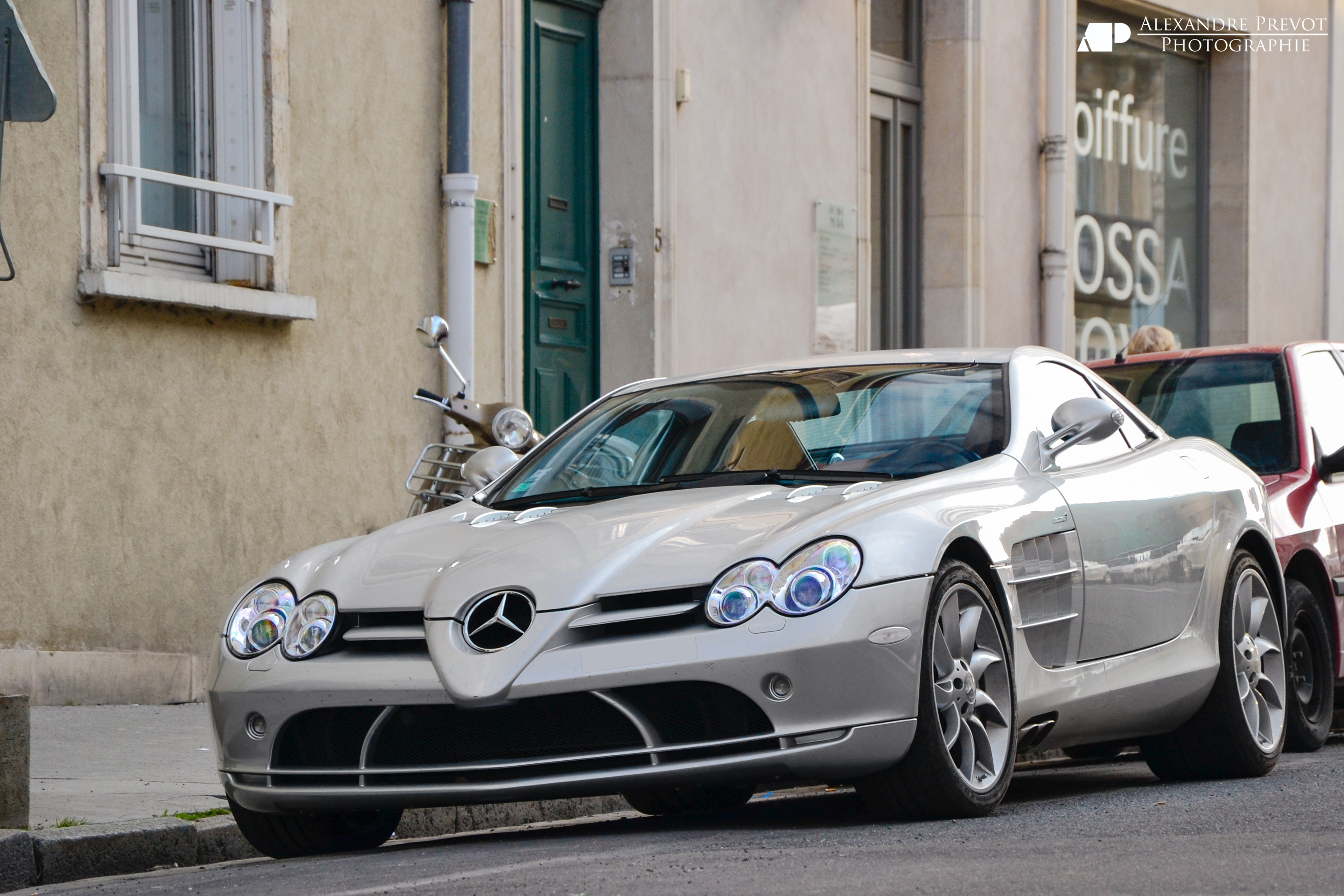 Mercedes-benz slr photo - 8