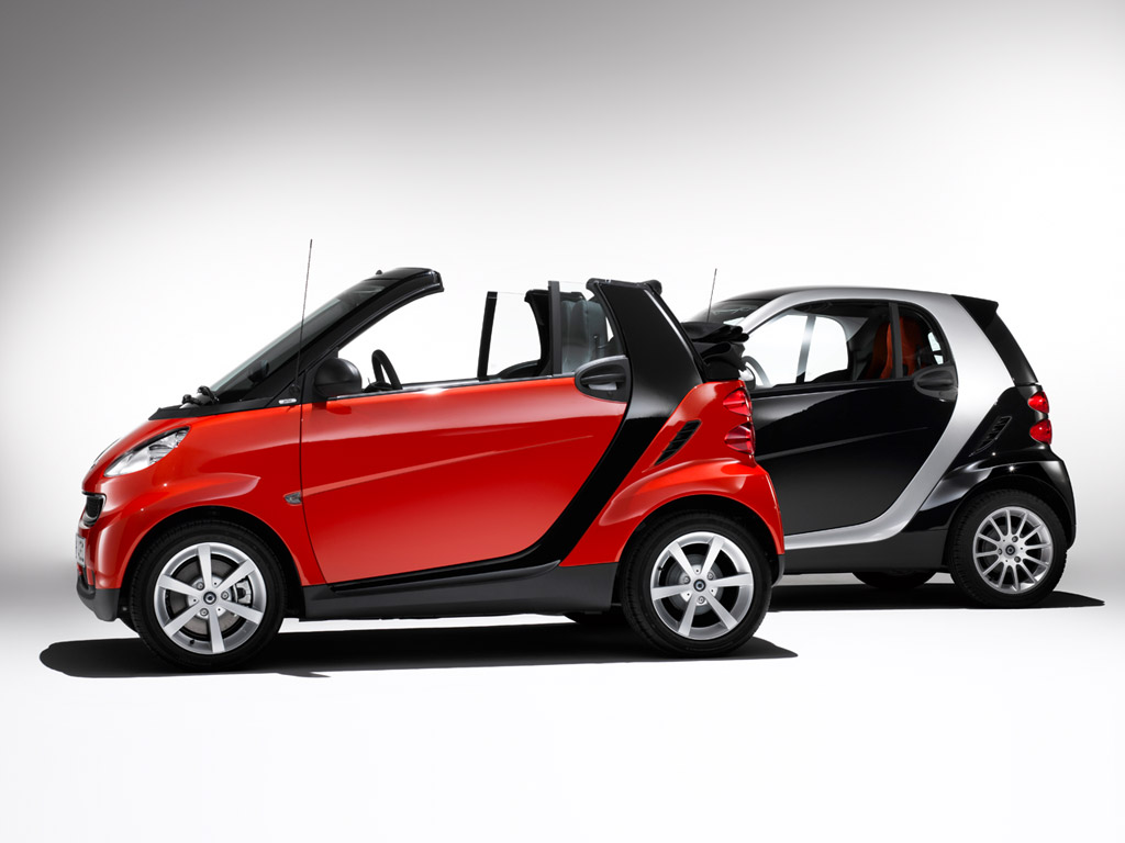 Mercedes-benz smart photo - 1