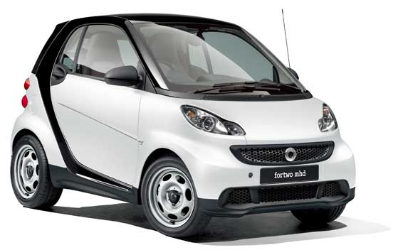 Mercedes-benz smart photo - 3