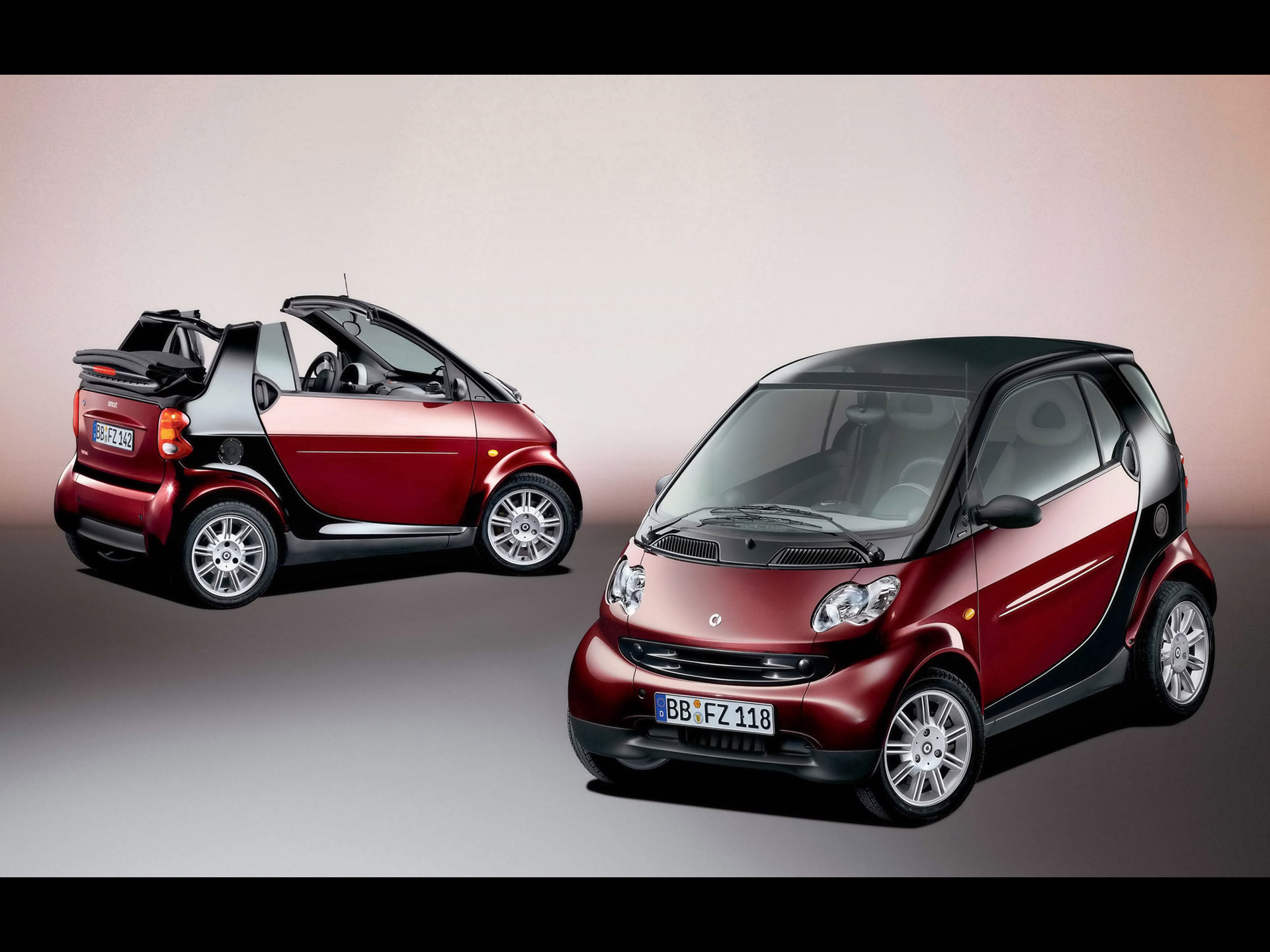 Mercedes-benz smart photo - 5