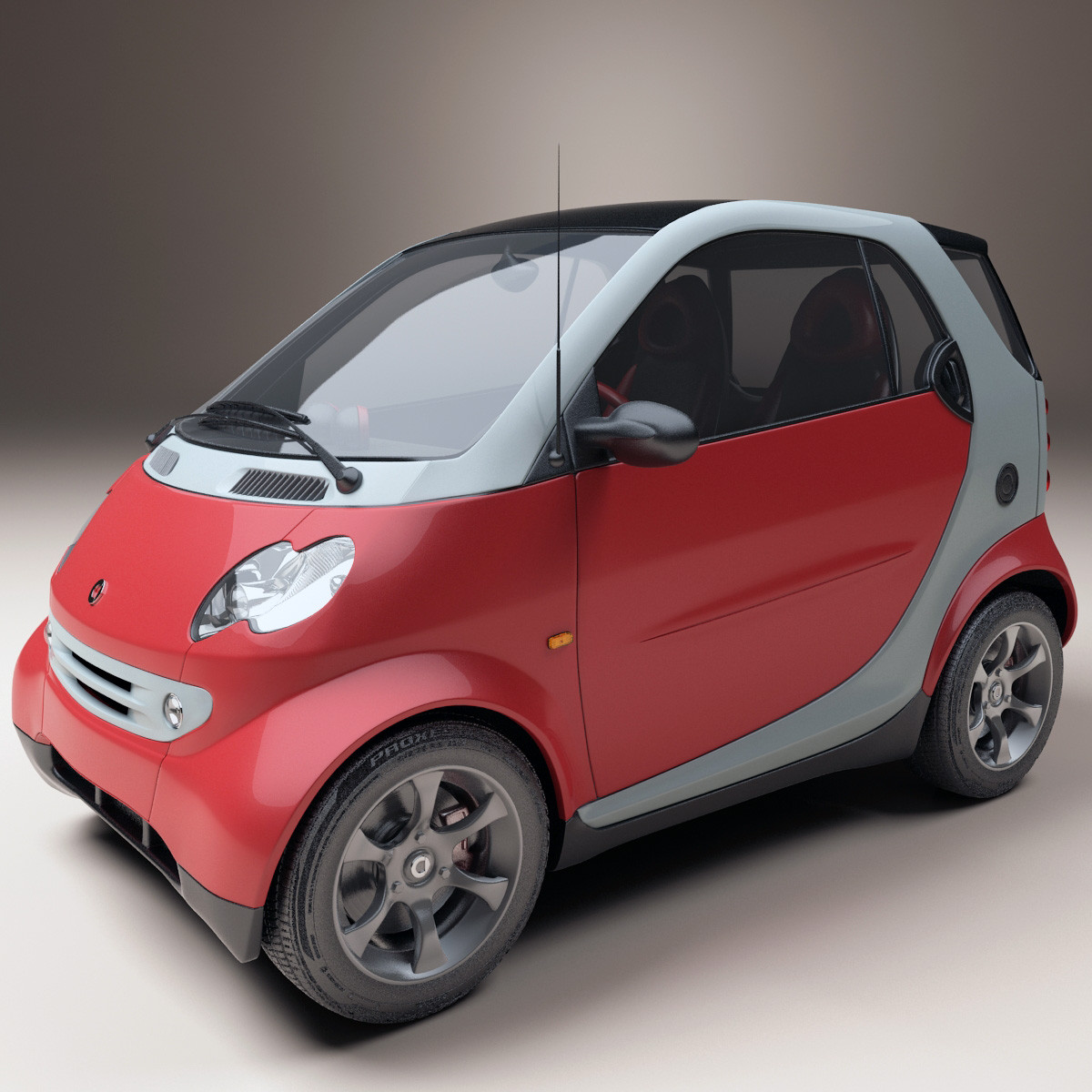 Mercedes-benz smart photo - 6