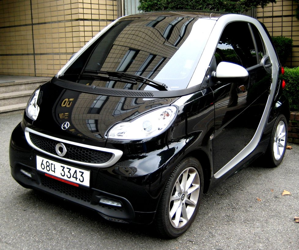 Mercedes-benz smart photo - 9