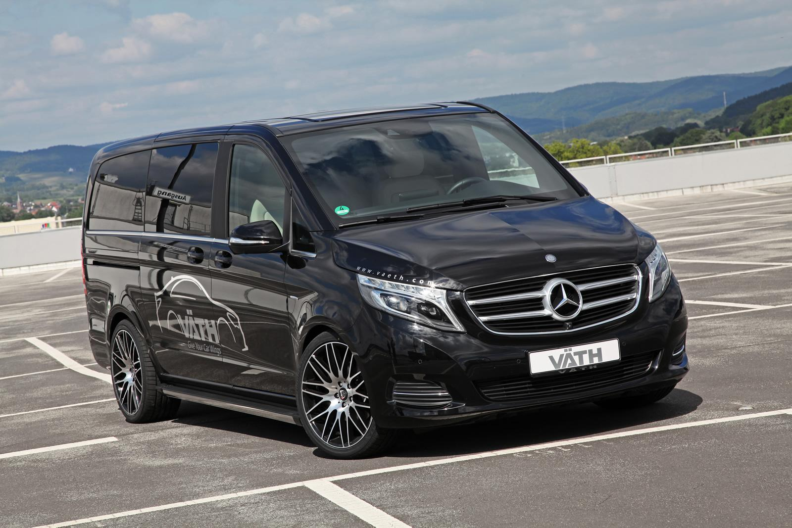 Mercedes-benz v photo - 1