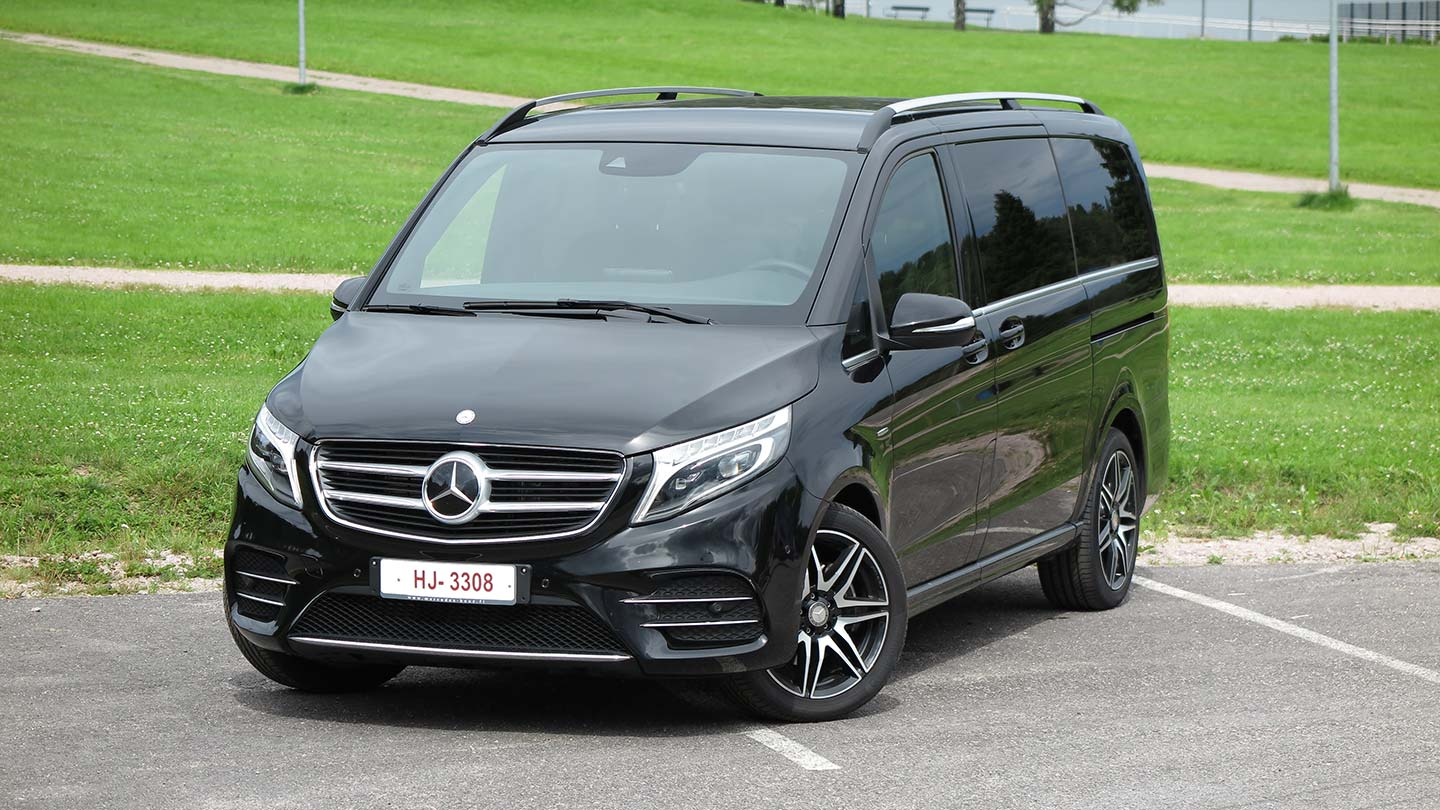Mercedes-benz v photo - 2