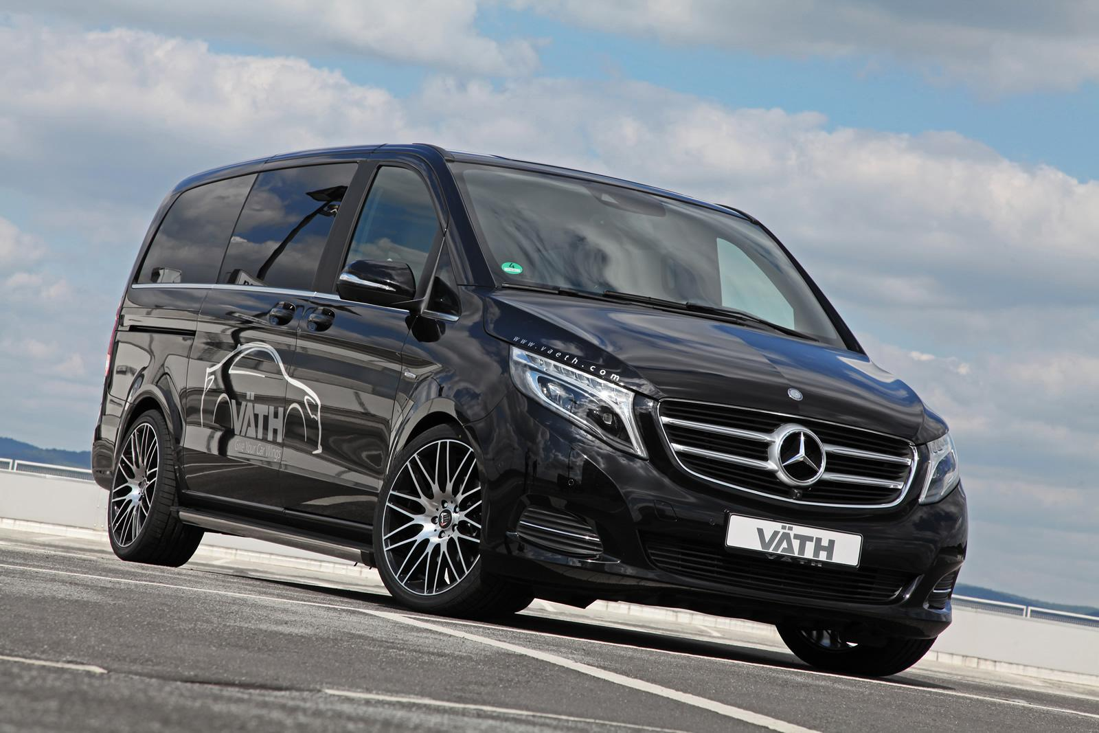 Mercedes-benz v photo - 5