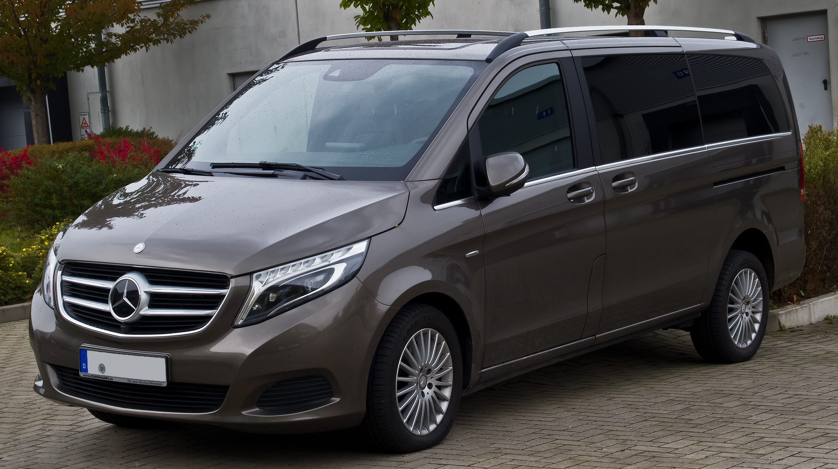 Mercedes-benz v photo - 6
