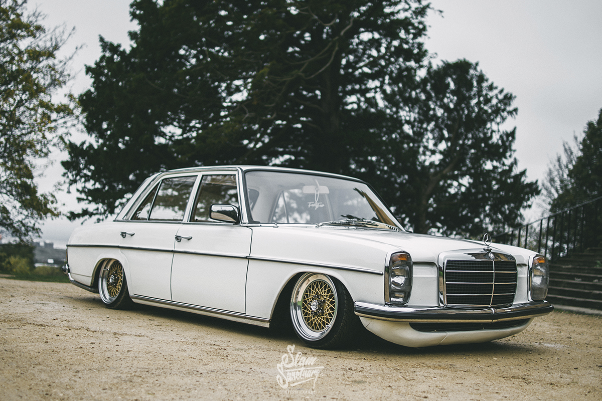 Mercedes-benz w115 photo - 2