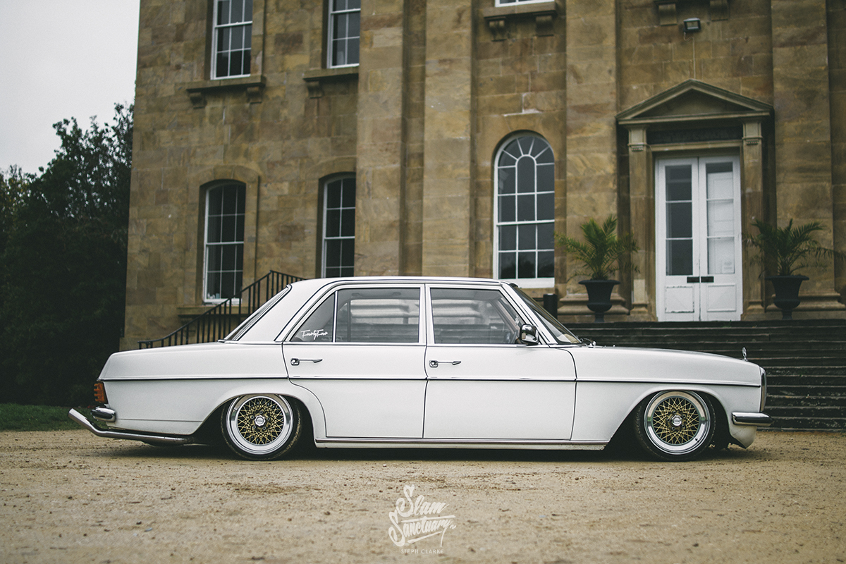 Mercedes-benz w115 photo - 5