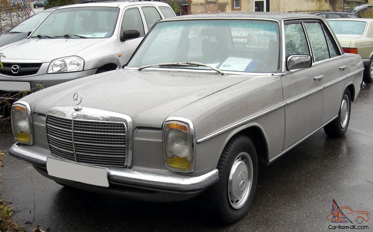 Mercedes-benz w115 photo - 8