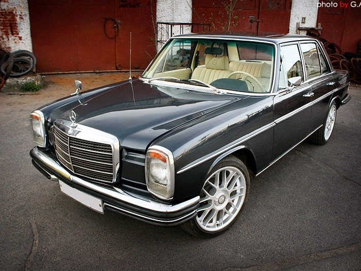 Mercedes-benz w115 photo - 9