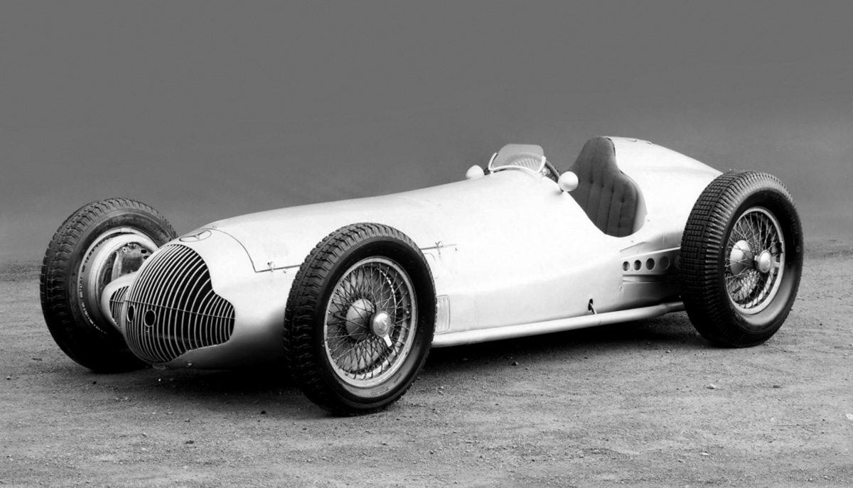Mercedes-benz w154 photo - 6
