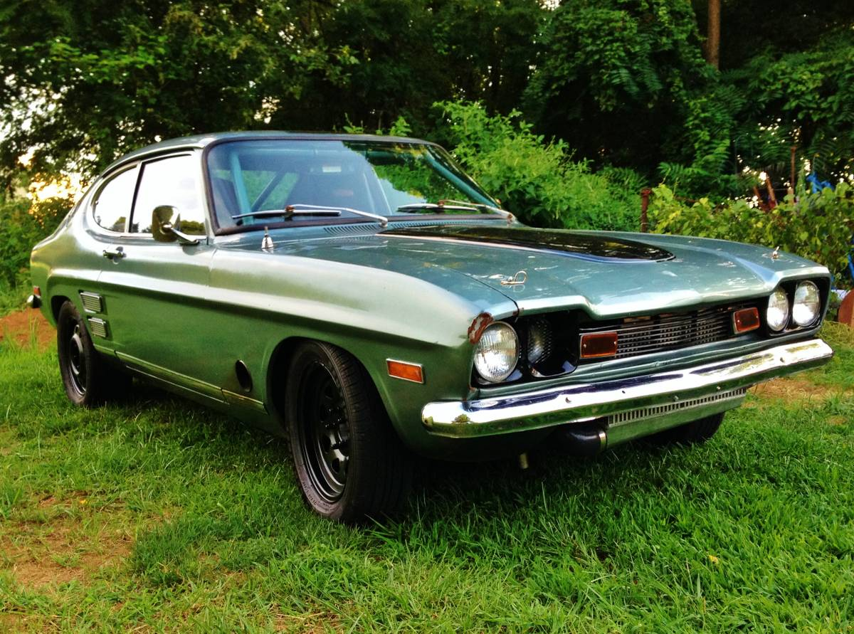 Mercury capri photo - 1