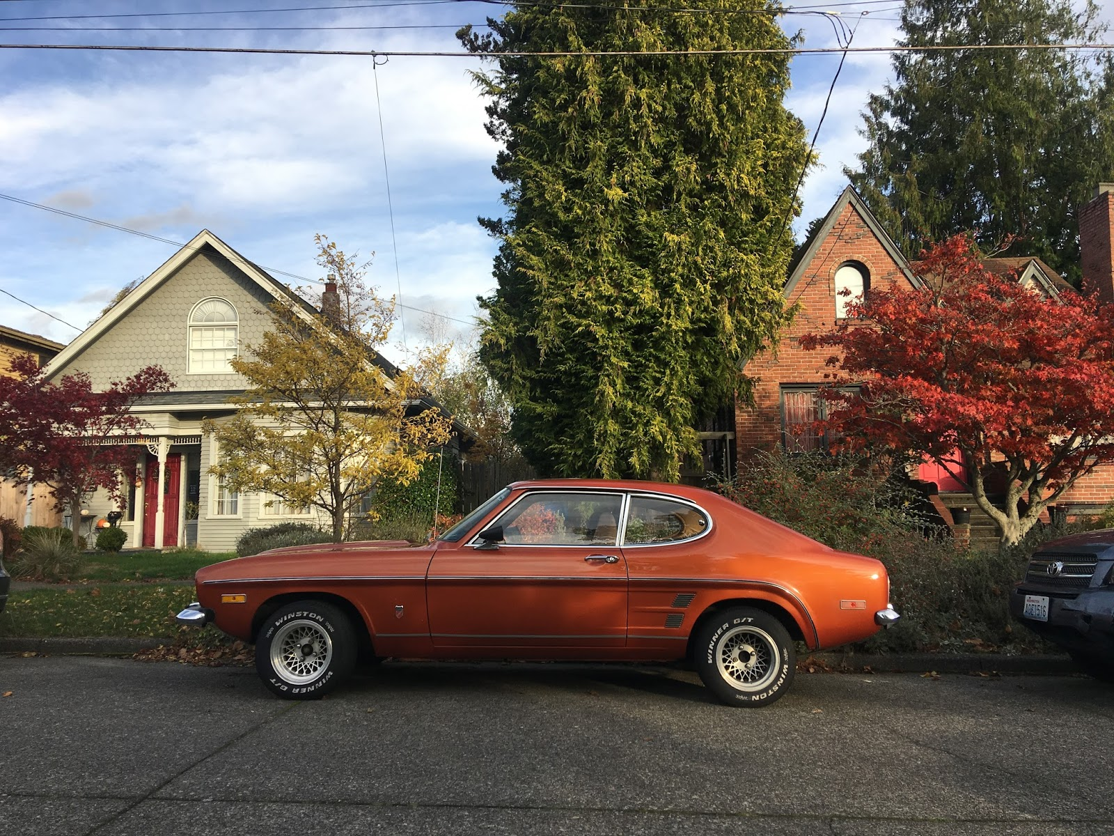 Mercury capri photo - 10