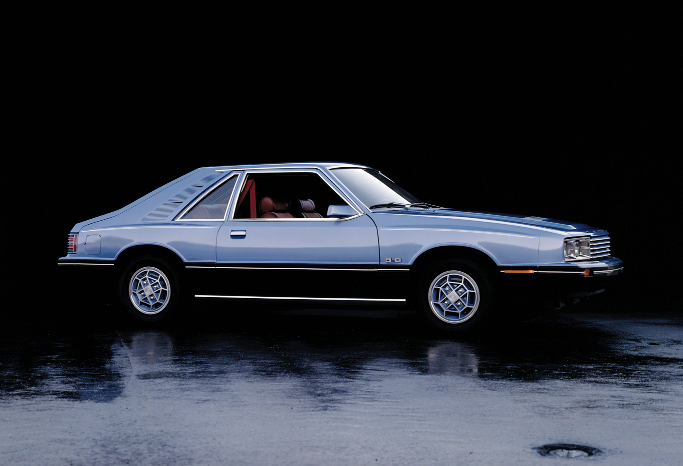 Mercury capri photo - 4