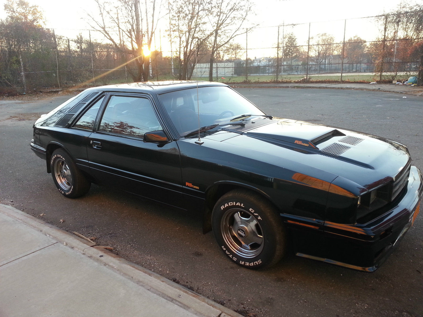 Mercury capri photo - 6