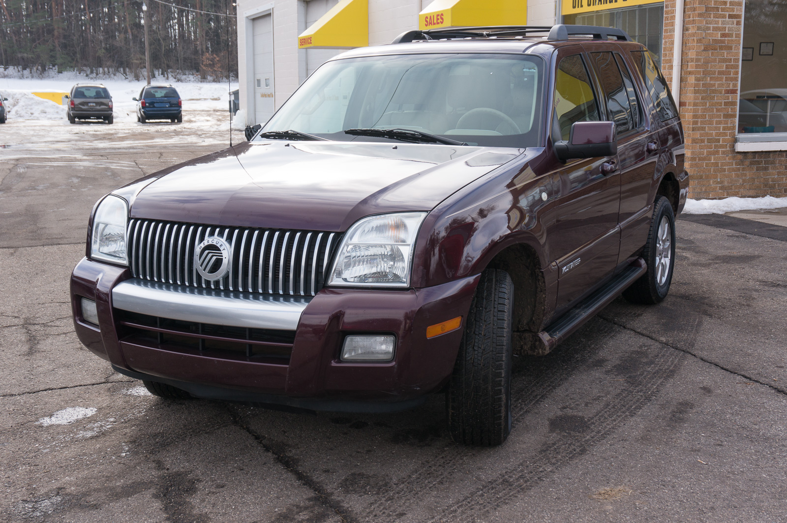 Mercury mountaineer photo - 5