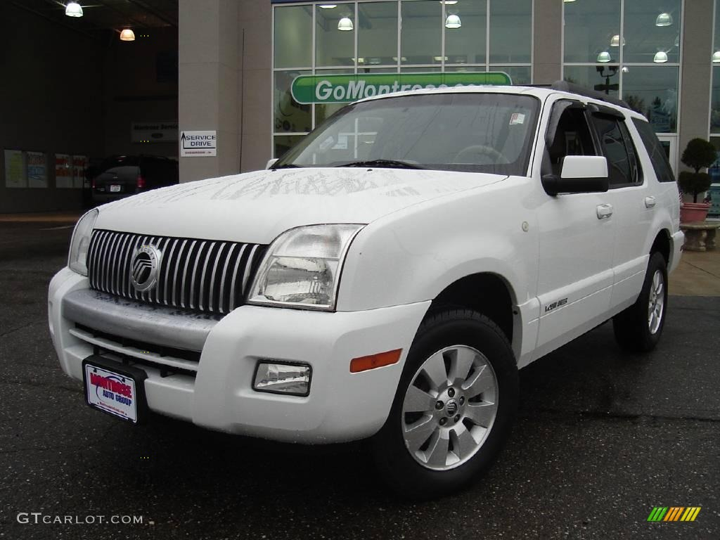 Mercury mountaineer photo - 6