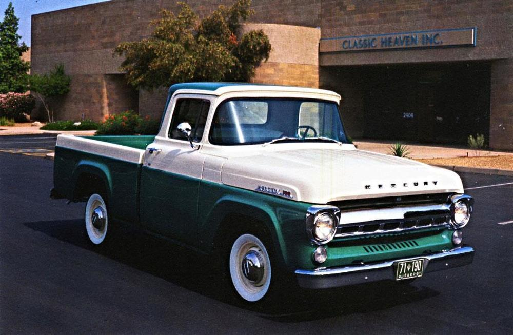 Mercury pickup photo - 10