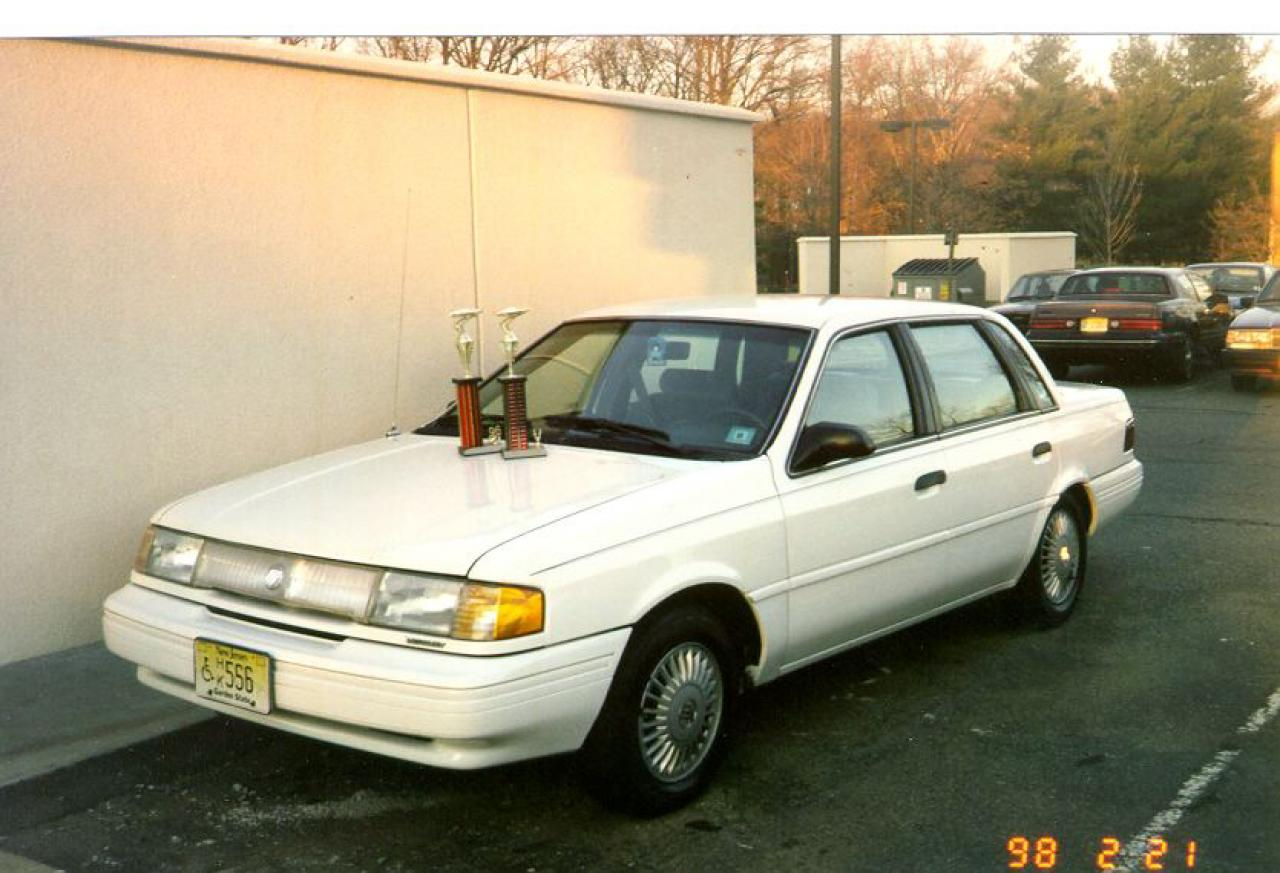 Mercury topaz photo - 5