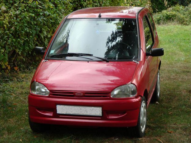 Microcar virgo photo - 10