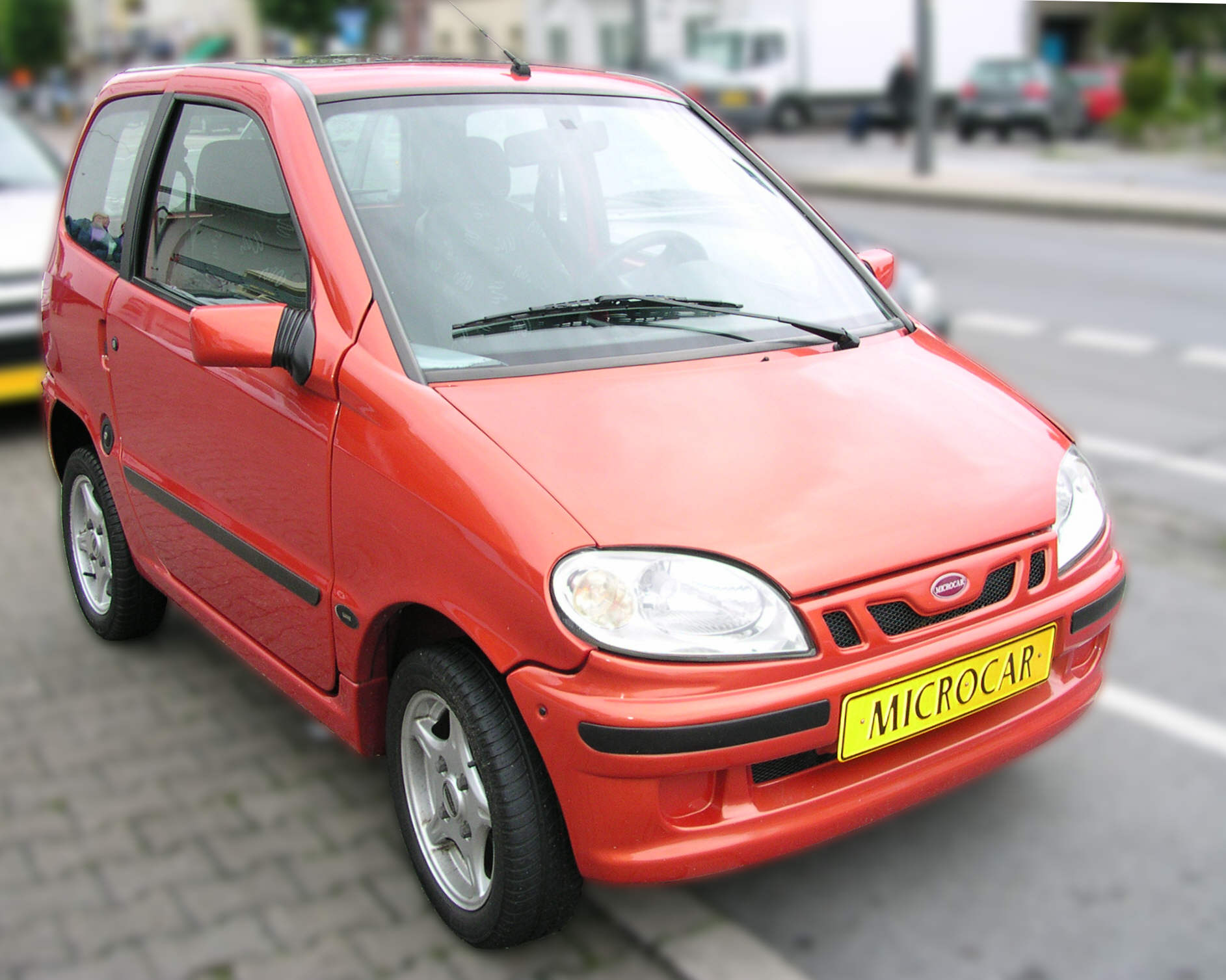 Microcar virgo photo - 4