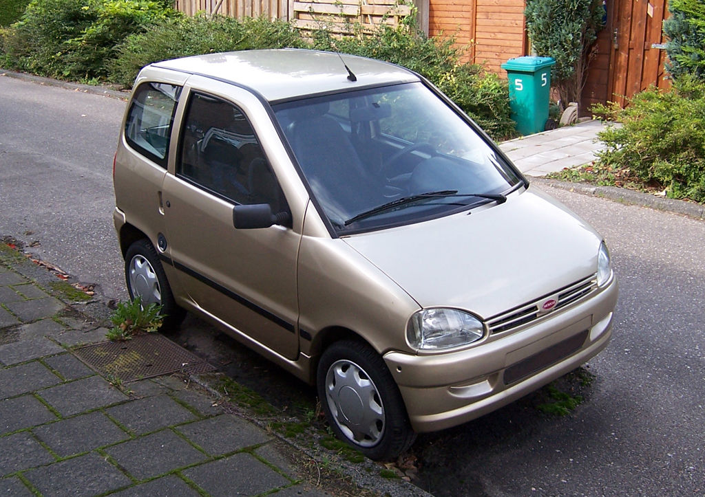 Microcar virgo photo - 5