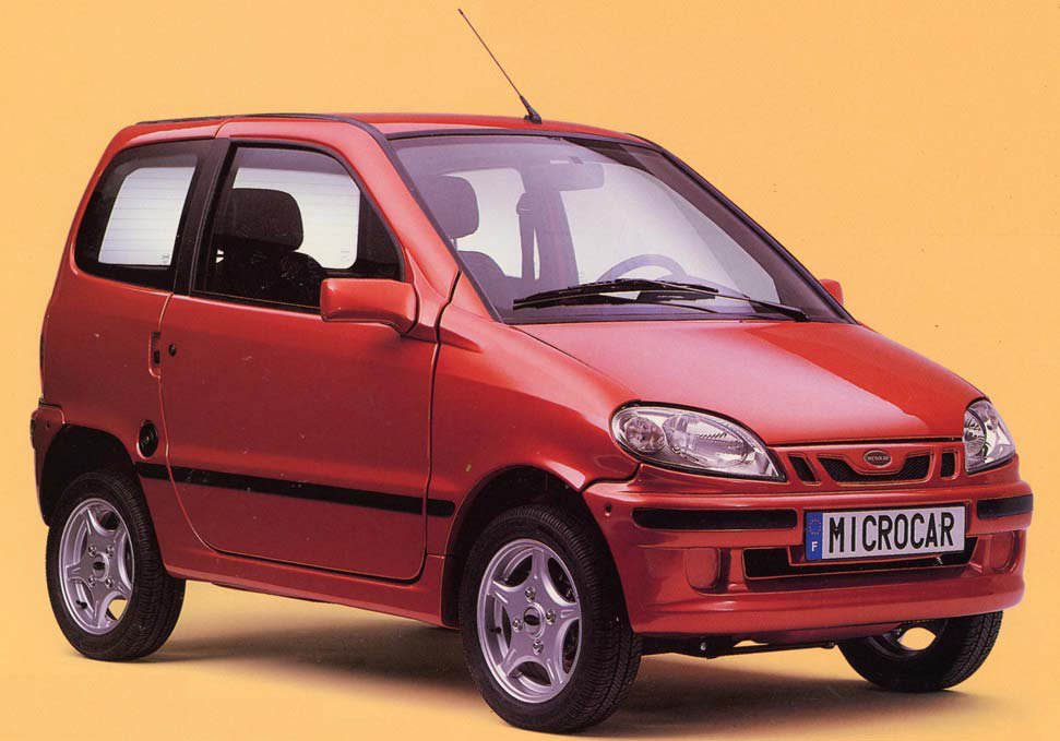 Microcar virgo photo - 6