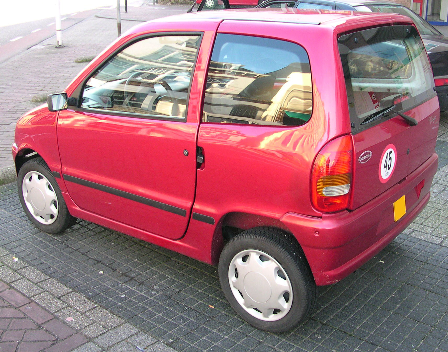 Microcar virgo photo - 7