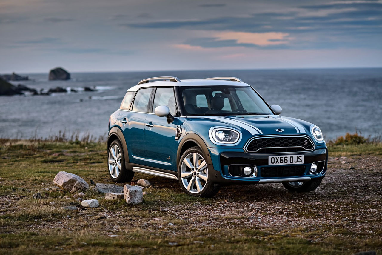 Mini countryman photo - 2