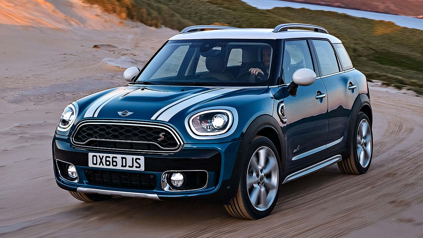 Mini countryman photo - 6
