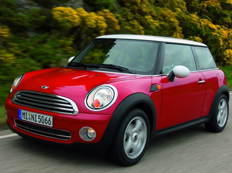 Mini red photo - 4