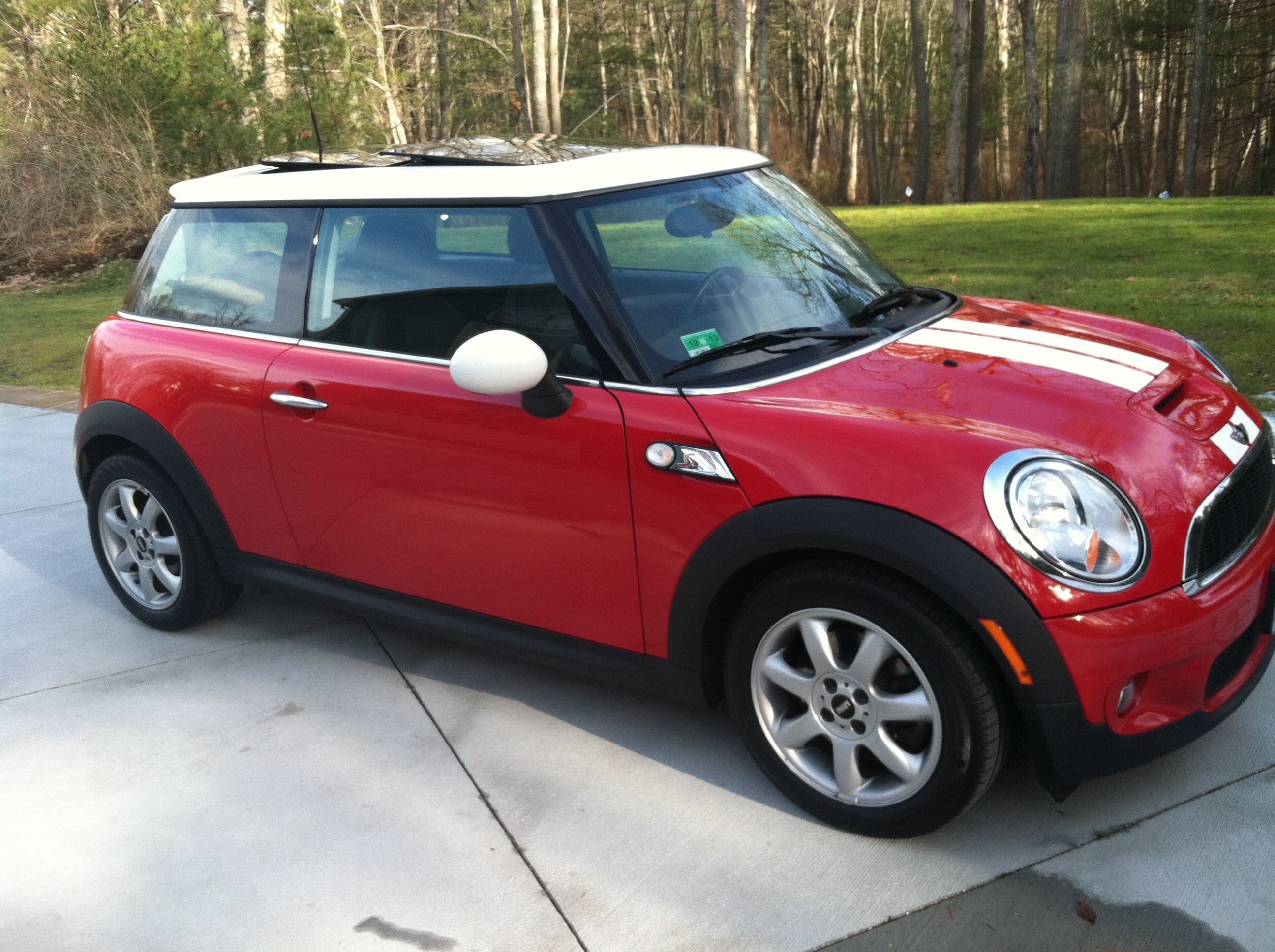 Mini red photo - 8