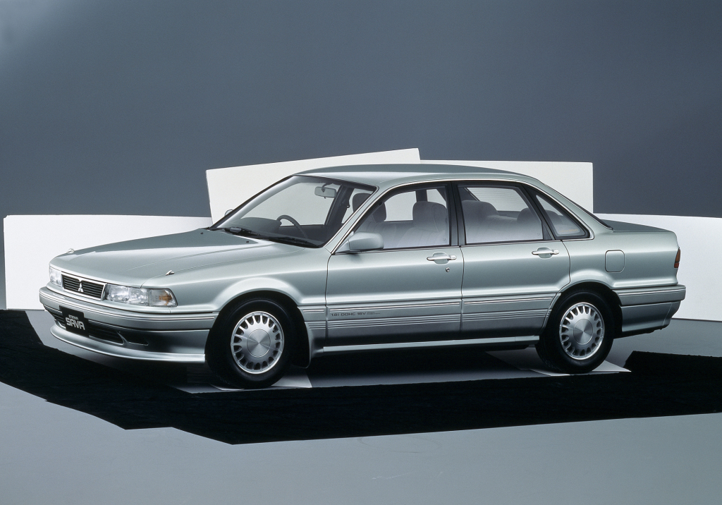 Mitsubishi eterna photo - 10