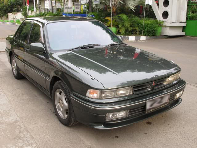 Mitsubishi eterna photo - 4