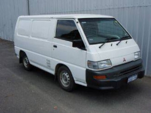 Mitsubishi express photo - 6