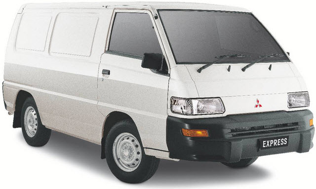 Mitsubishi express photo - 7