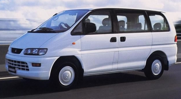 Mitsubishi express photo - 9