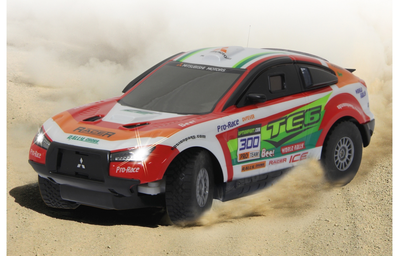 Mitsubishi rally photo - 6