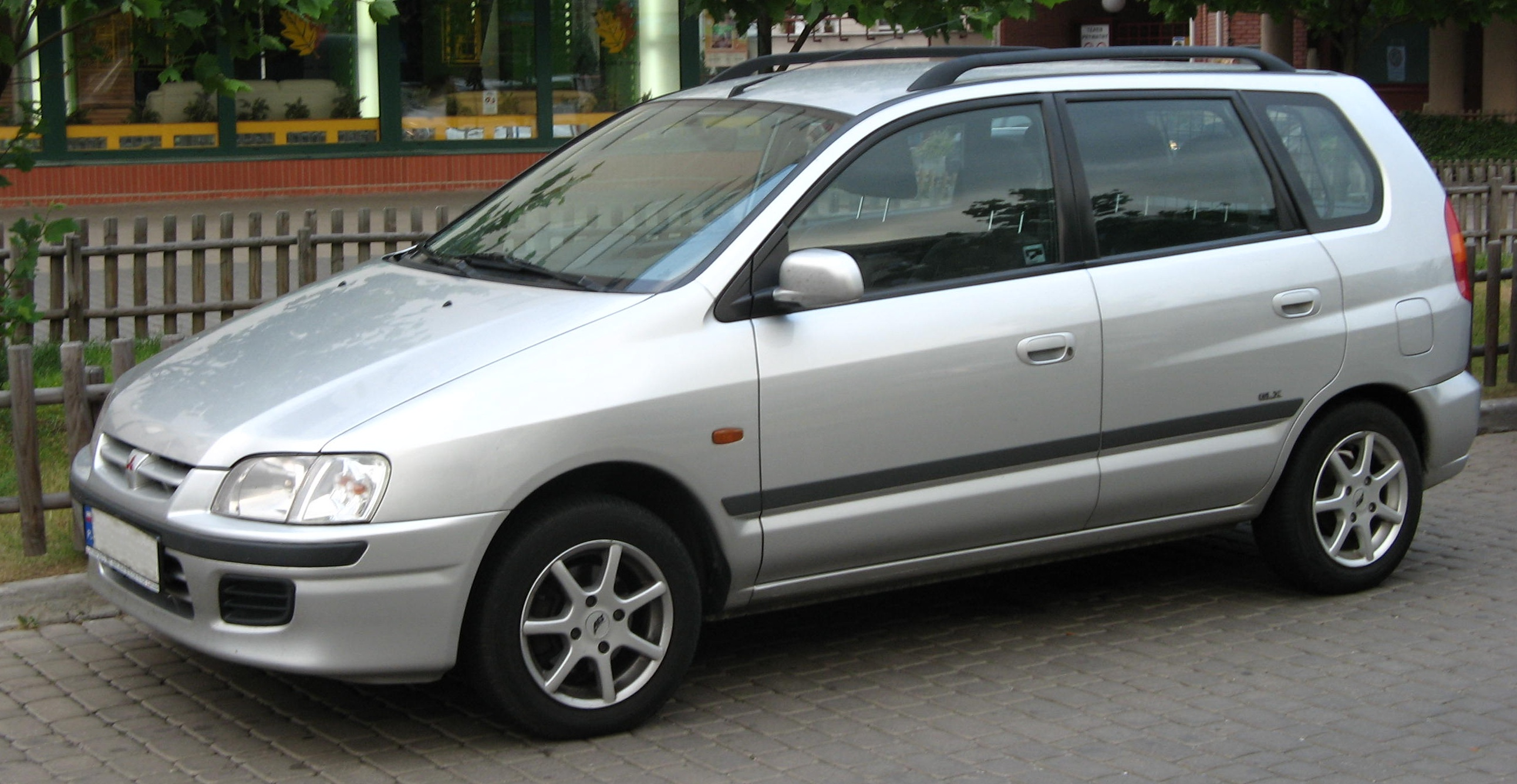 Mitsubishi spacestar photo - 2