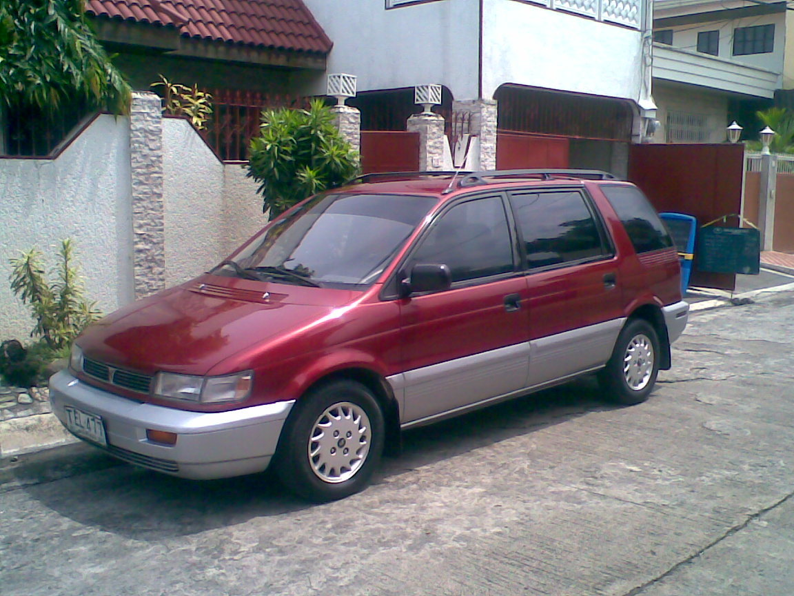 Mitsubishi spacewagon photo - 10