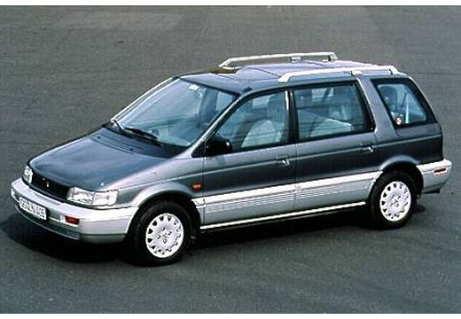 Mitsubishi spacewagon photo - 7