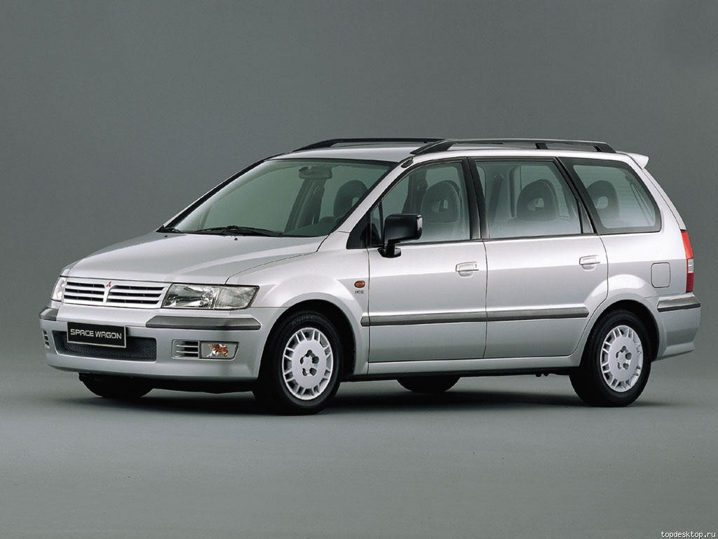 Mitsubishi spacewagon photo - 9